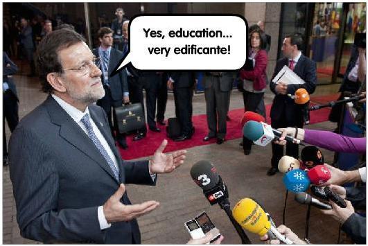 Rajoy atiende